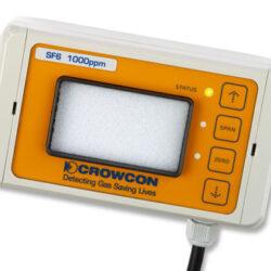 Crowcon F-Gas Detector 1