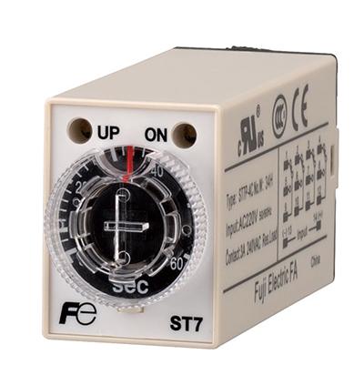 Fuji Electric ST7P-4C timer