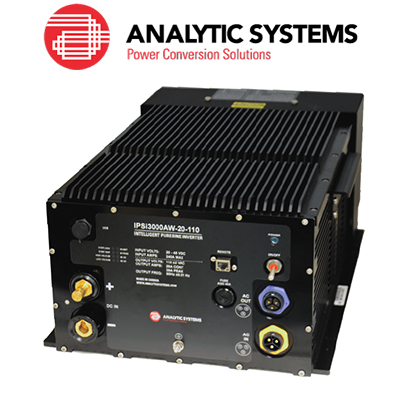 Analytic Systems Power Supplies Products