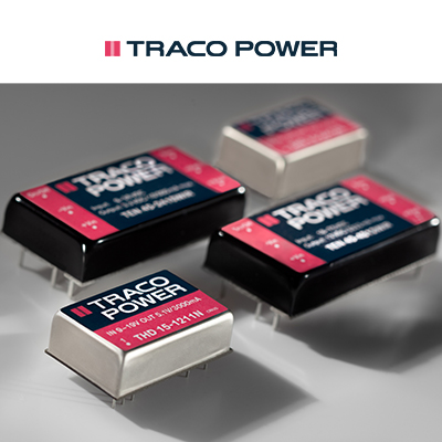 Traco Power Supplies Product Range